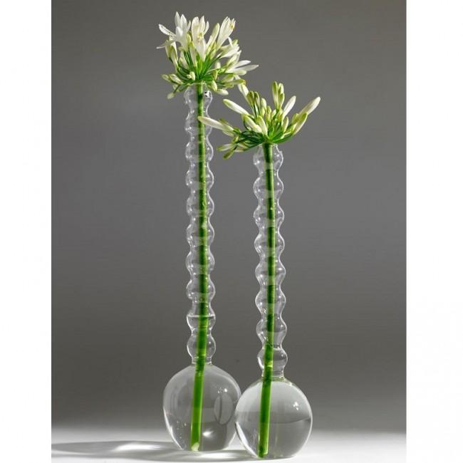 designer vasen 2 er set serax ribbelvasen auf kugel von serax. Black Bedroom Furniture Sets. Home Design Ideas