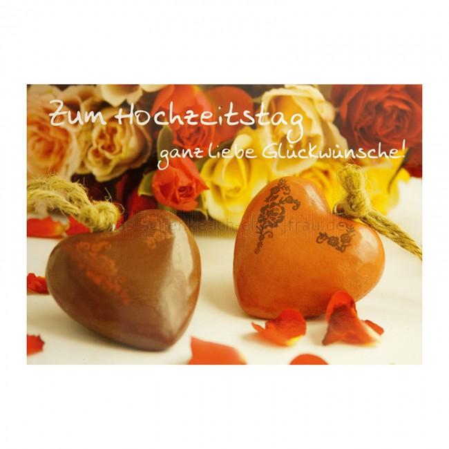 EigenArt_Grusskarte_Zum_Hochzeitstag_Karte_mit_Herzen