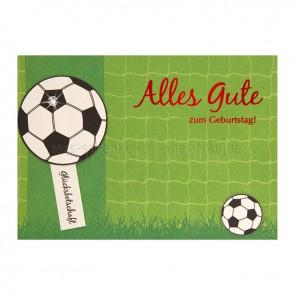 EigenArt_Grußkarte_Geburtstagskarte_mit_Fussball_Alles_Gute_zum_Geburtstag