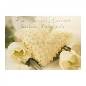 EigenArt_Grusskarte_Zur_silbernen_Hochzeit