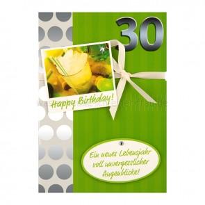 EigenArt_Grusskarten_Happy_Birthday_zum_30_Geburtstag