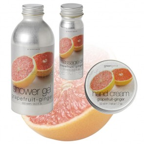 greenland fruit emotions Grapefruit Ingwer Geschenkset