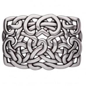 Guertelschnalle Schnalle Keltischer Knoten