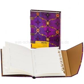 paperblanks-Adressbuch-Seidenpracht-Veilchen-Midi