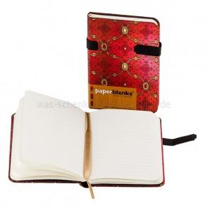 Paperblanks-Notizbuch-Seidenpracht-Kirsche-Mini
