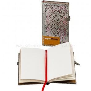 Paperblanks-Notizbuch-Zartrosa