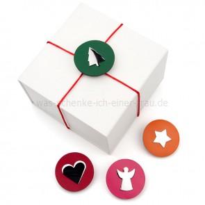 Geschenke verpacken mit Philippi Geschenkschleifen